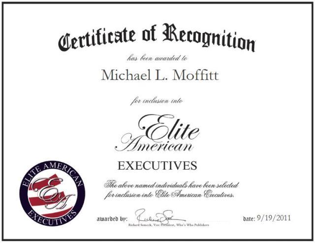 Michael Moffitt