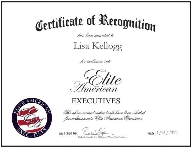 Lisa Kellogg
