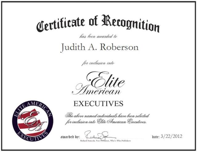 Judith Roberson