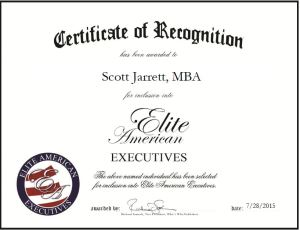 Scott Jarrett