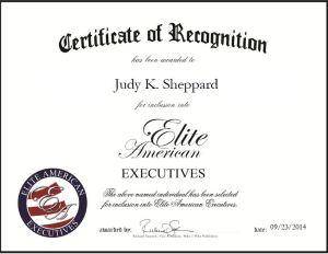 Judy K. Sheppard