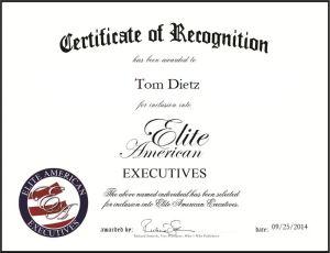Tom Dietz
