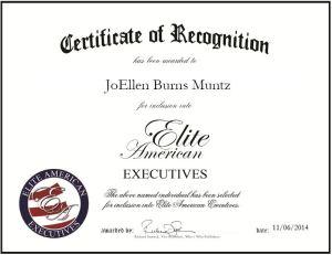 JoEllen Burns Muntz