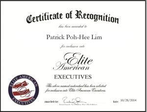 Patrick Poh-Hee Lim