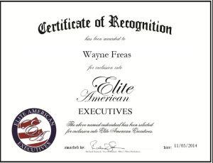 Wayne Freas