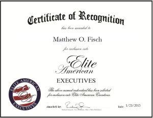 Matthew O. Fisch