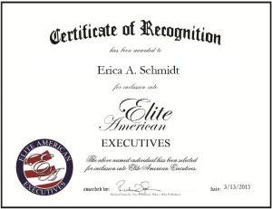 Erica A. Schmidt