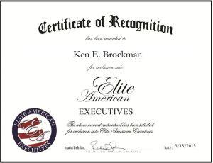 Ken E. Brockman