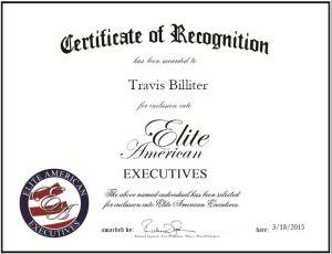 Travis Billiter