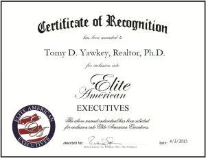Tomy D. Yawkey
