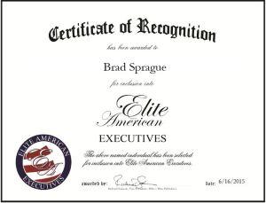 Brad Sprague