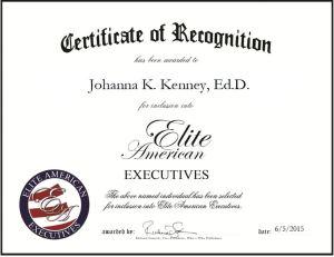 Johanna K. Kenney, Ed.D.