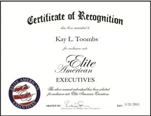 Kay L. Toombs