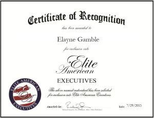 Elayne Gamble